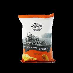 Chips Saveur épicée
