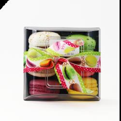 Mini Macarons - 6 pièces