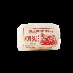 Beurre non salé - 250g