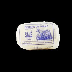 Beurre salé - 250g