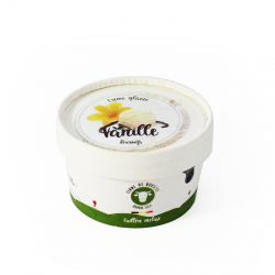 Glace vanille - 110ml