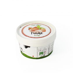 Glace fraise - 110ml