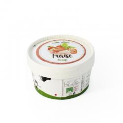 Glace fraise - 110ml