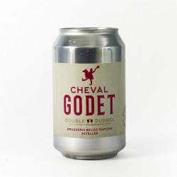 Cheval Godet Double