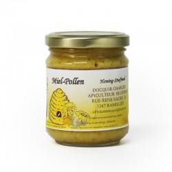 Miel 10% Pollen - 250g