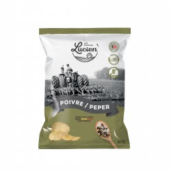 Petit Chips Poivre - 40g
