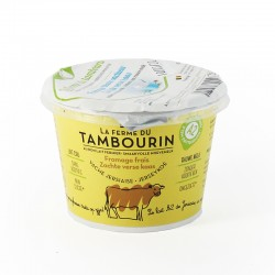 Fromage blanc lisse - 250g