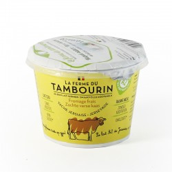 Fromage blanc spéculoos - 250g